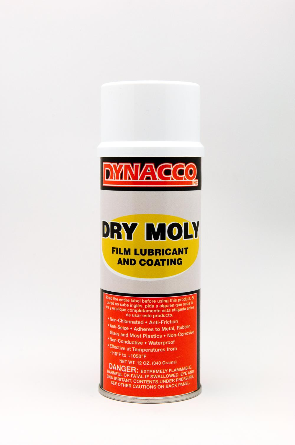DRY MOLY LUBE