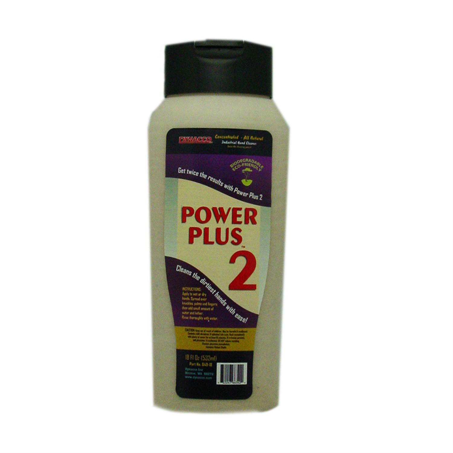 Power Plus 2 Hand Cleaner